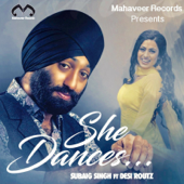 She Dances (feat. Desi Routz)
