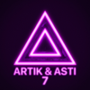 Artik & Asti - Грустный дэнс (feat. Артём Качер) artwork