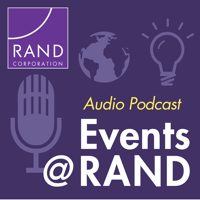 Podcast cover art of Events @ RAND