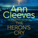 Ann Cleeves - The Heron's Cry