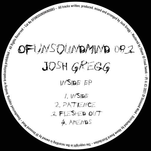 Inside - EP by Josh Gregg