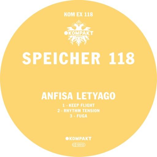 Speicher 118 - Single by Anfisa Letyago