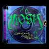 NGHTMRE & Smokepurpp - Mosh (Cheyenne Giles Remix) artwork