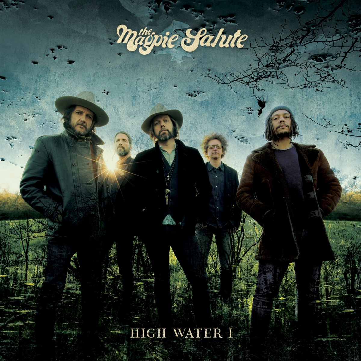 High Water I The Magpie Salute CD cover