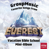 My God Is Powerful (Everest VBS 2015)