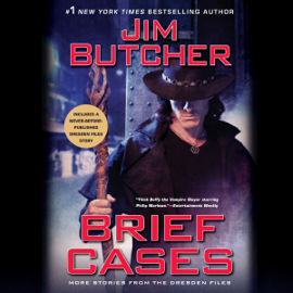 Brief Cases (Unabridged) audiobook