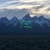 Kanye West - ye  artwork