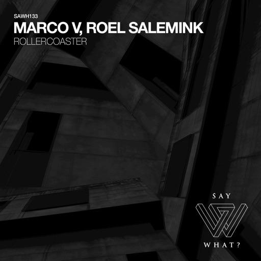 Rollercoaster - Single by Roel Salemink & Marco V
