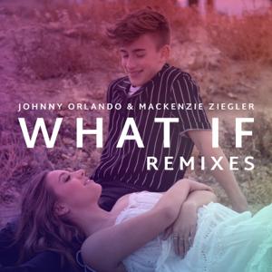 Johnny Orlando & Mackenzie Ziegler - What If (I Told You I Like You) [Cyril Hahn Remix]