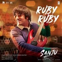 SANJU - Ruby Ruby Chords and Lyrics