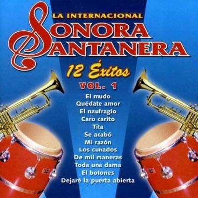 12 Éxitos la Internacional Sonora Santanera, Vol. 1 - La Sonora Santanera
