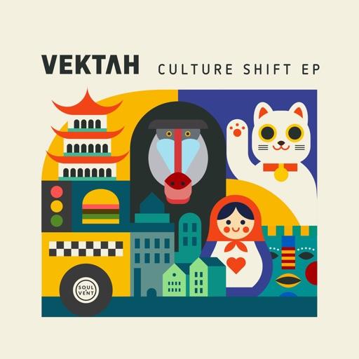 Culture Shift - EP by Vektah