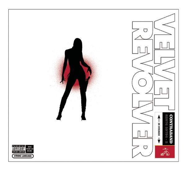 Velvet Revolver mit Slither