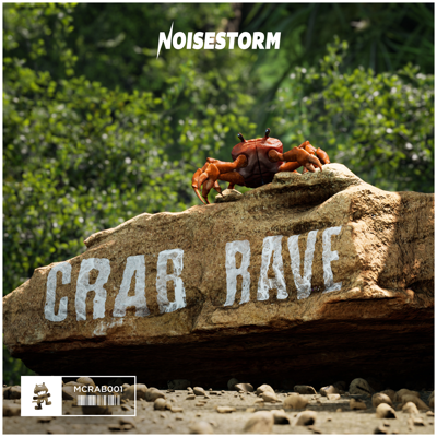 Crab Rave - Noisestorm song