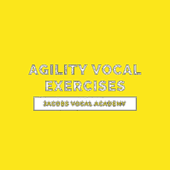 Full Range Agility Melismatic Vocal Exercise (Simple Version)