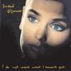 Sinéad O'Connor - Nothing Compares 2 U portada