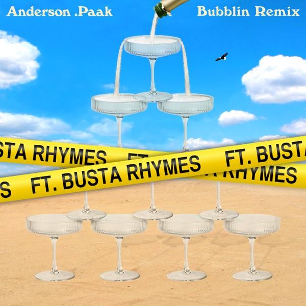 Bubblin (feat. Busta Rhymes) [Remix] - Single