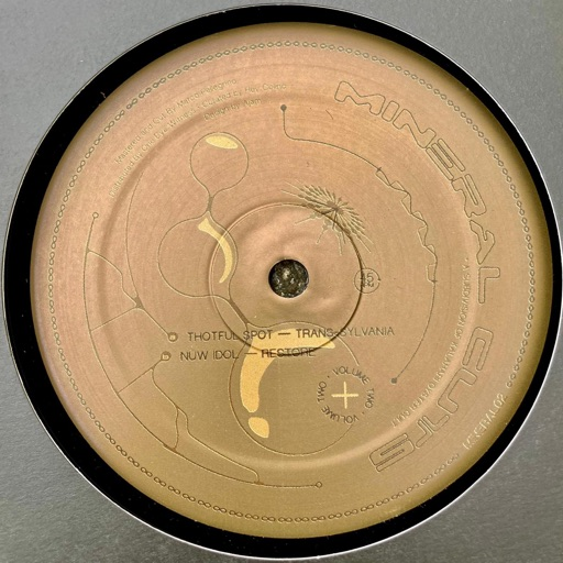 MINERAL02 - Single by Nüw Idol