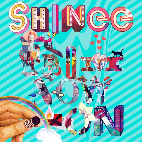 SHINee – FROM NOW ON -Japanese Ver.- – EP (ITUNES MATCH AAC M4A)