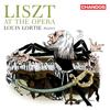Louis Lortie - Liszt at the Opera portada