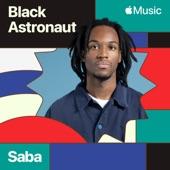 Black Astronaut artwork