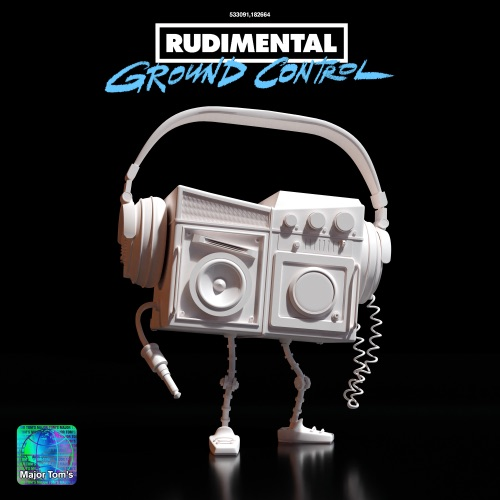 Rudimental - Ground Control [iTunes Plus AAC M4A]