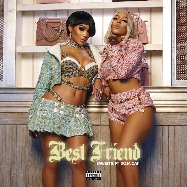 Best Friend (feat. Doja Cat) - Single - Saweetie