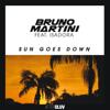 Sun Goes Down feat Isadora - Bruno Martini mp3