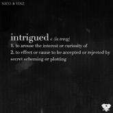 Intrigued - Single
