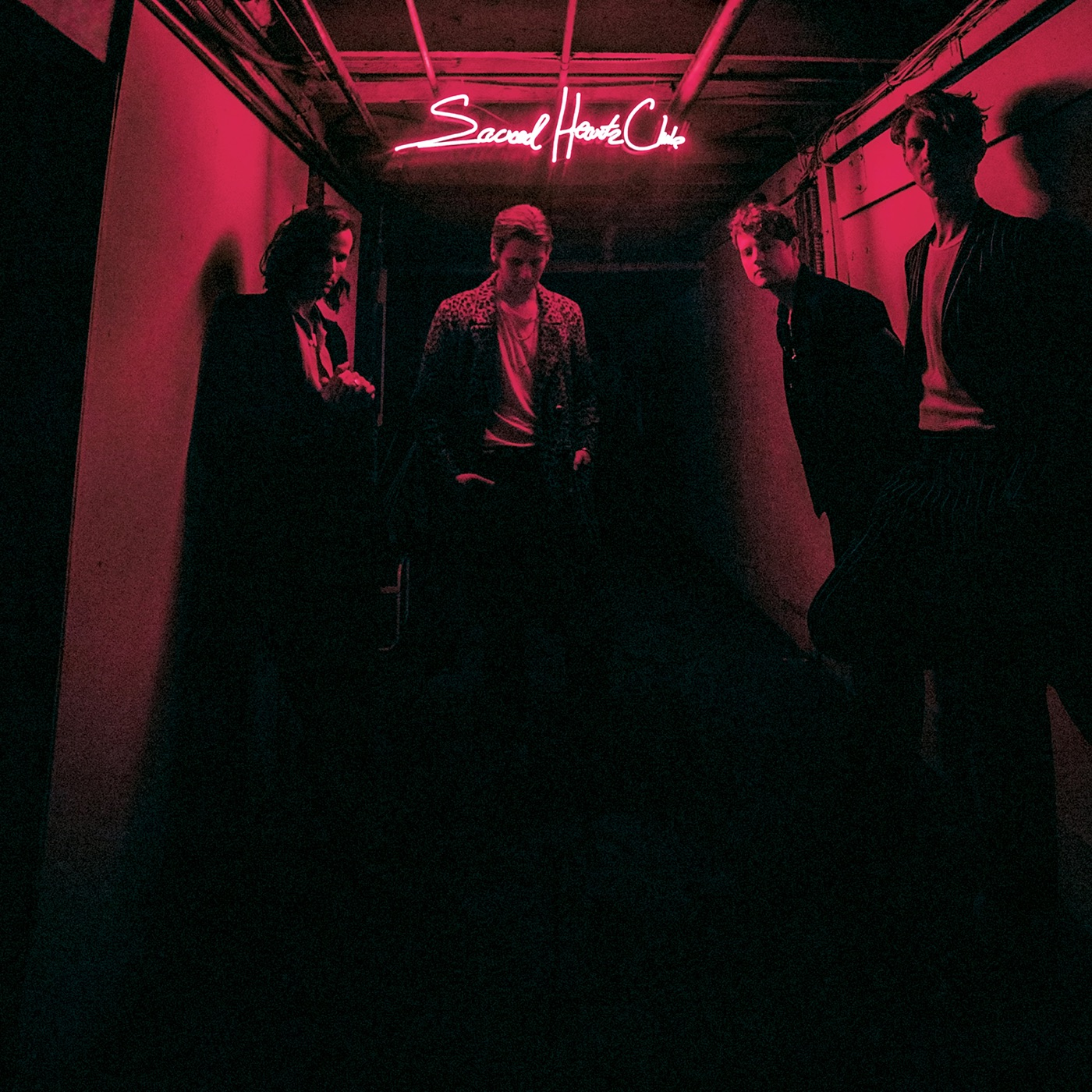 Foster the People - Sacred Hearts Club Cover
