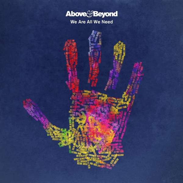 Above & Beyond + Alex Vargas - All Over The World