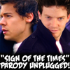 """""""Sign of the Times"""" Parody of Harry Styles' """"Sign of the Times"""" - The Key of Awesome"""