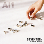 Seventeen 4th Mini Album 'Al1'  EP-SEVENTEEN