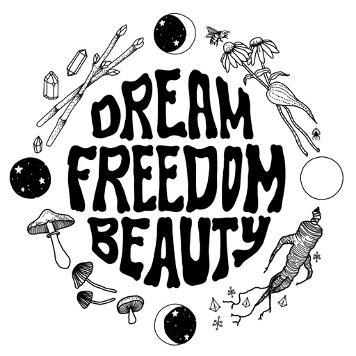 Cover image of Dream Freedom Beauty with Natalie Ross