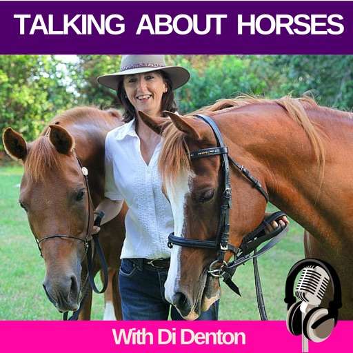 Cover image of Talking About Horses with Di Denton