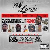 Everyday We Lit (feat. PnB Rock, Lil Yachty & Wiz Khalifa) [Remix] - Single