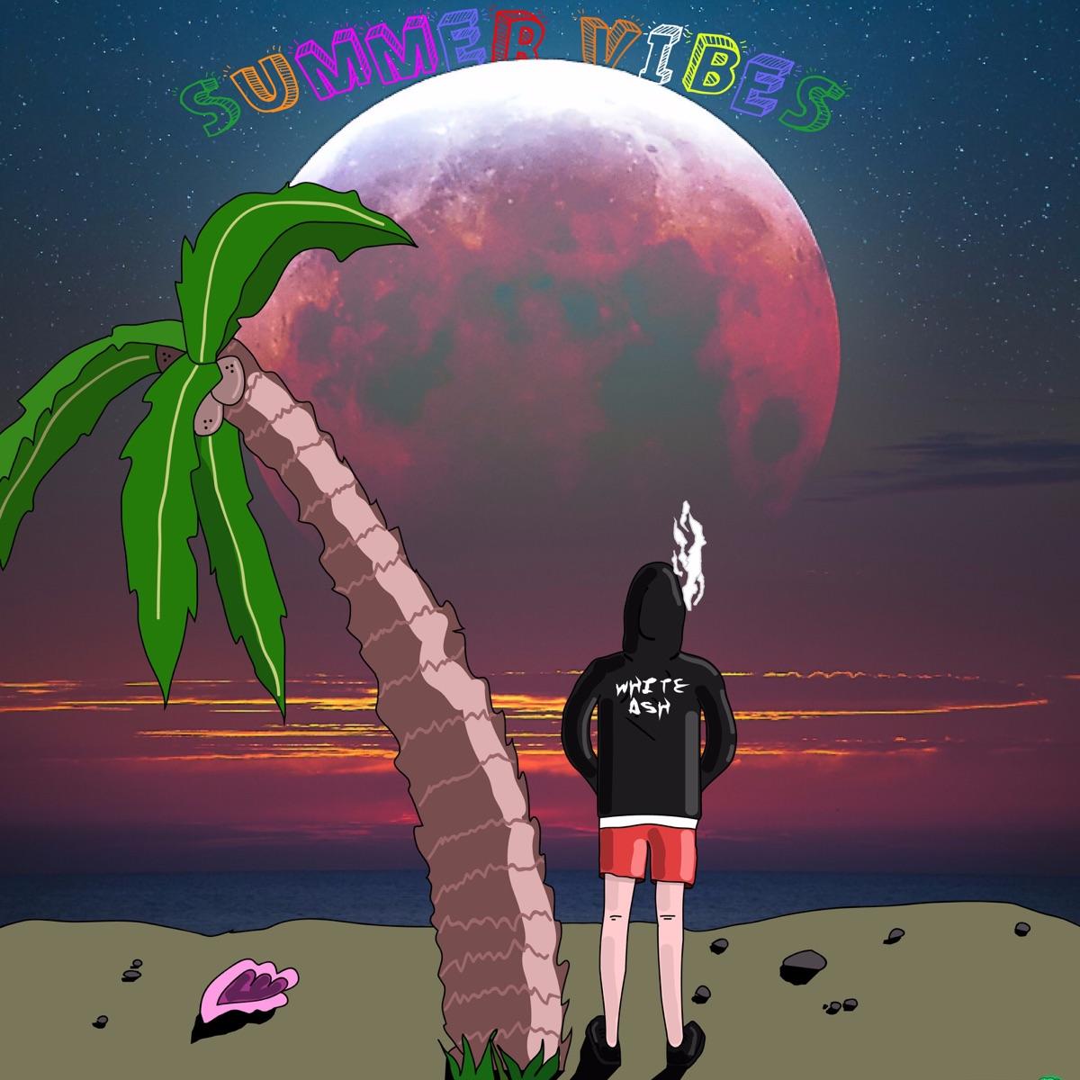 Summer Vibes - Single WHITE ASH CD cover