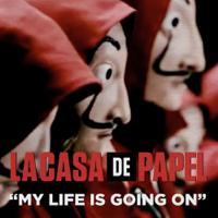 """descargar bajar mp3 Cecilia Krull My Life Is Going On (Música Original de la Serie de TV """"La Casa de Papel"""")"""