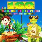 Le 160 canzoni per i bambini e i cartoni animati: Occidentali's Karma - La tartaruga