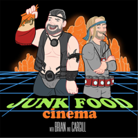 Podcast cover art for Junkfood Cinema