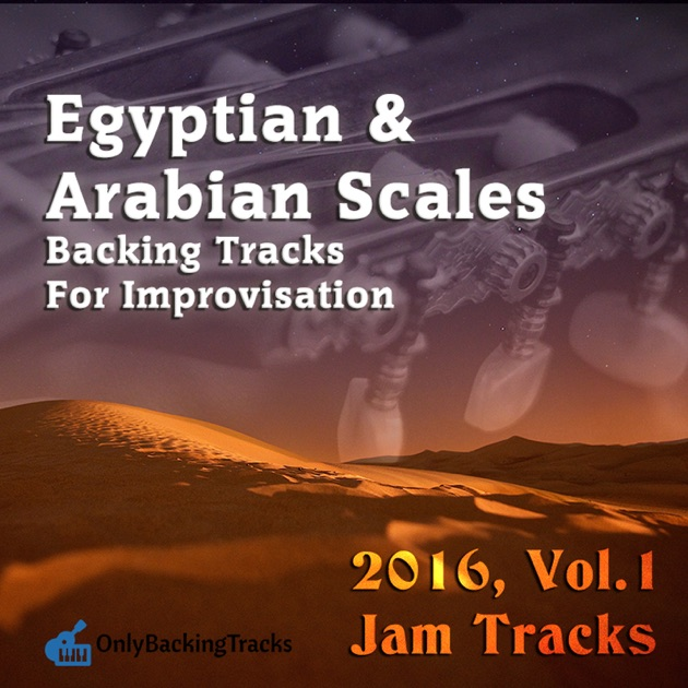 ‎Middle Eastern Background Music Vol 2 by Only Backing Tracks