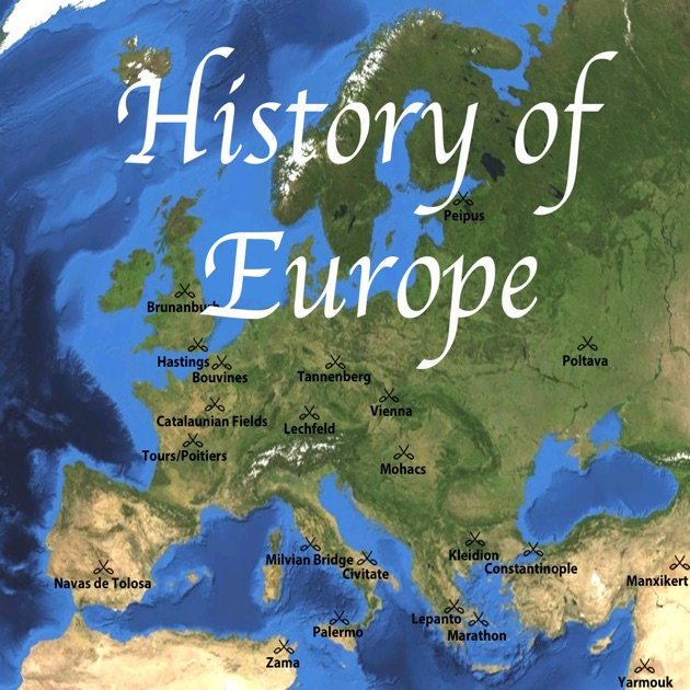 A History of Europe, Key Battles by Carl Rylett on Apple Podcasts