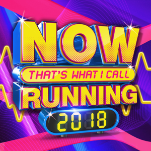 Various Artists - NOW That's What I Call Running 2018