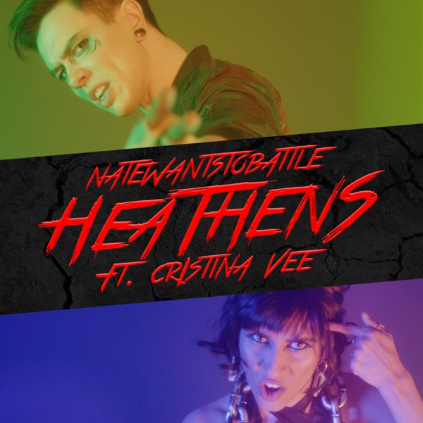 Heathens (feat. Cristina Vee) - Single