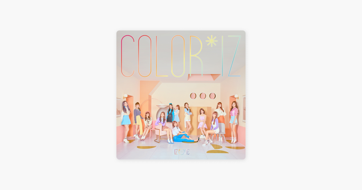 ‎COLOR*IZ by IZ*ONE