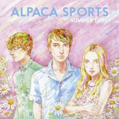 Summer Days - Single - Alpaca Sports
