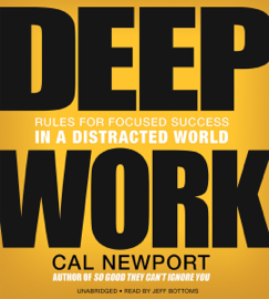 Deep Work audiobook