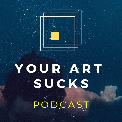 Cover image of Your Art Sucks