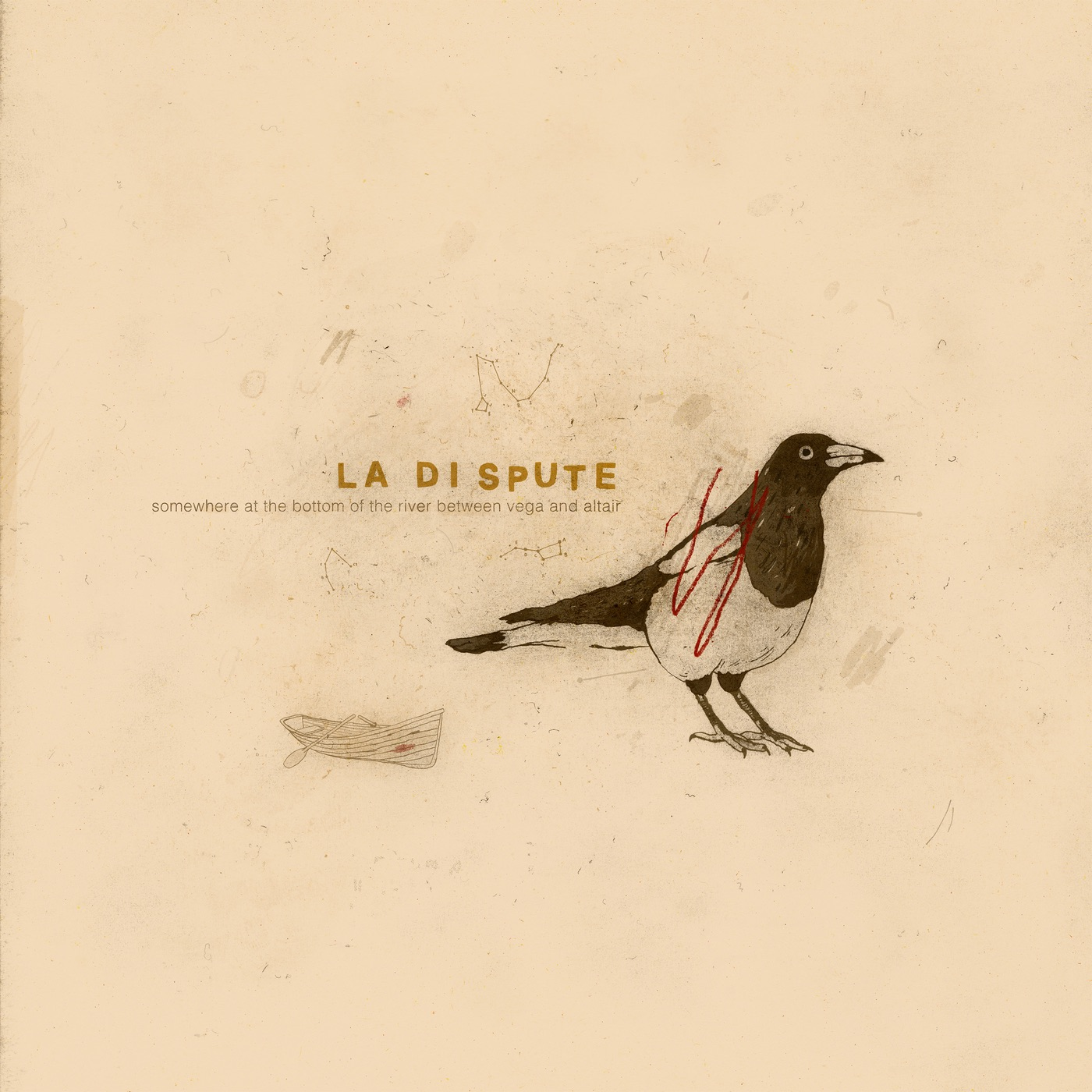 La Dispute - The Castle Builders [Single] (2018)