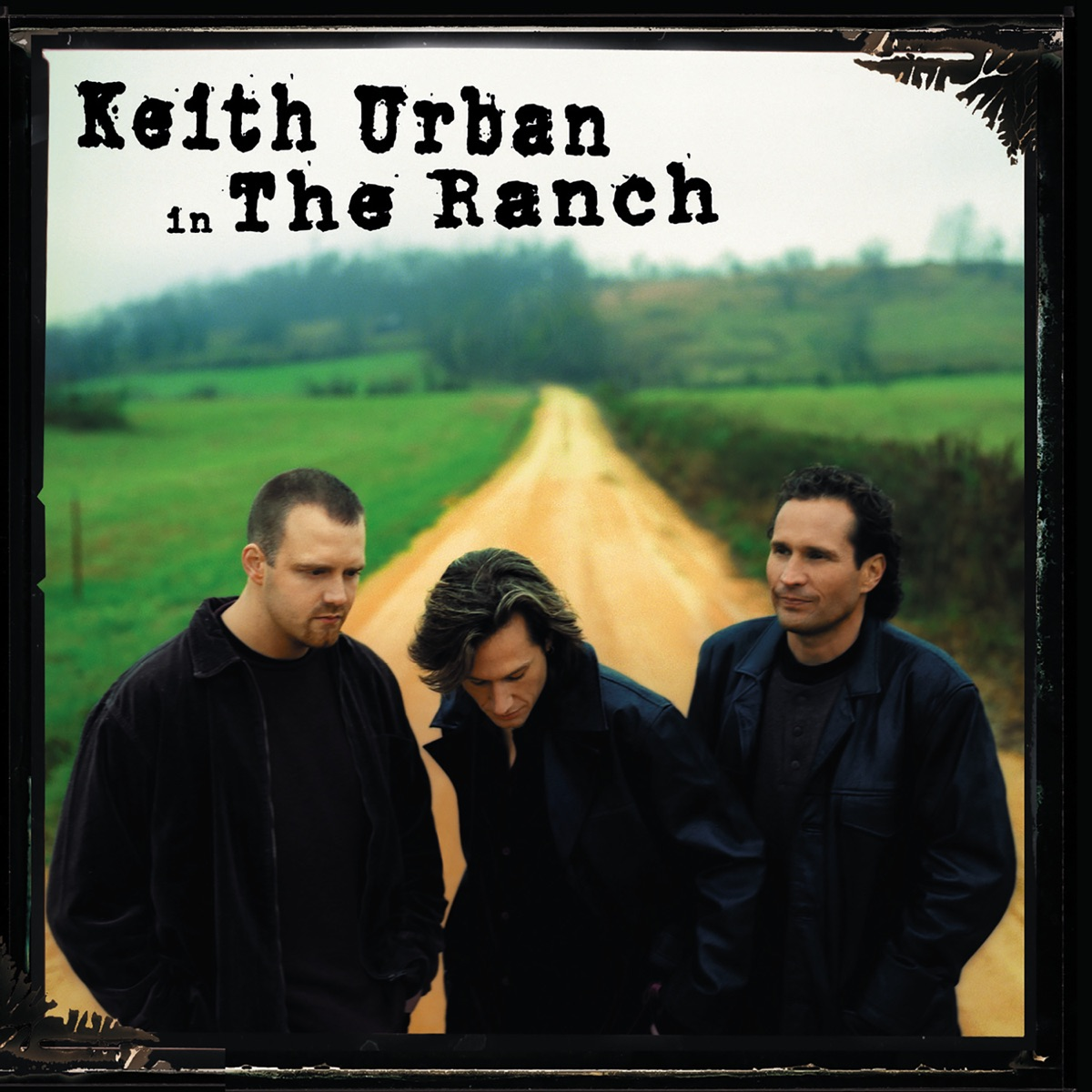 Keith Urban in the Ranch Keith Urban  The Ranch CD cover